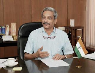 Goa Chief Minister