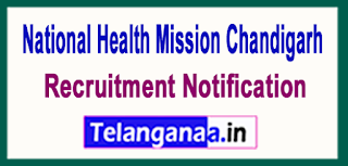 National Rural Health Mission NRHM Chandigarh Recruitment Notification 2017 Last Date Date 15-06-2017