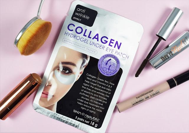 Skin Republic's Collagen Hydrogel Under Eye Patches