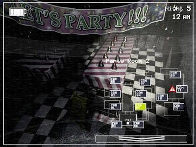 تحميل لعبة FIVE NIGHTS AT FREDDY'S 2 للكمبيوتر