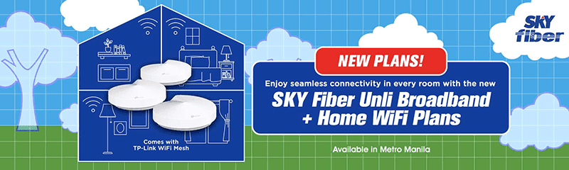 SKY announces new unlimited broadband with Home WiFi plans