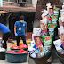 Mahiwagang timba! Mga residente sa Manila, linggo-linggo nakakatanggap ng relief goods - Filipino Clip
