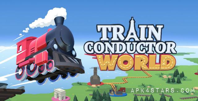 Train Conductor World النسخة المهكرة