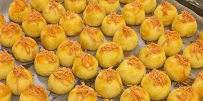 nastar lapis legit Makanan Khas Indonesia ini terinspirasi dari Belanda
