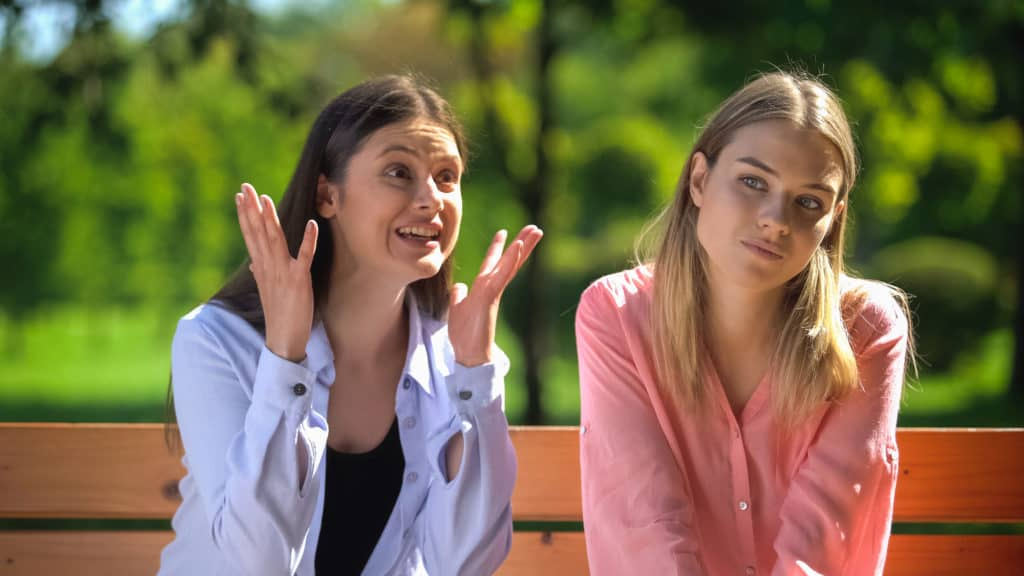 Clear Signs That Your Friend Is Fake