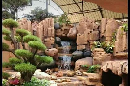 Jasa dekorasi tebing karangasem, jasa pembuatan kolam tebing karangasem, jasa pembuatan relief dinding 3D karangasem