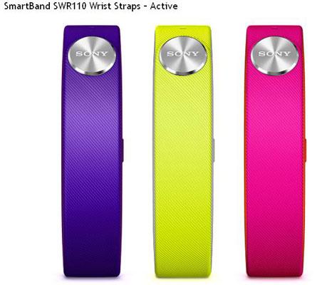Sony Resmi Jual SmartBand SWR110 dengan Warna Baru
