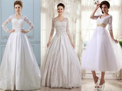 Robes de mariée blanche