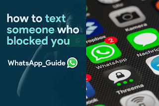 Learn The Best 4 Ways to Text Someone Who Blocked You on WhatsApp