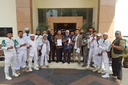 BHF Daftarkan Gugatan Pencabutan Asimilasi Habib Bahar Di PTUN Jabar Di Bandung