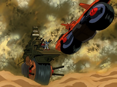 MS Victory Gundam Episode 36 Subtitle Indonesia