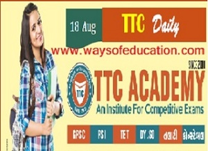 JUNE-JULY-AUG-2019 CURRENT AFFAIRS BY TTC ACADEMY