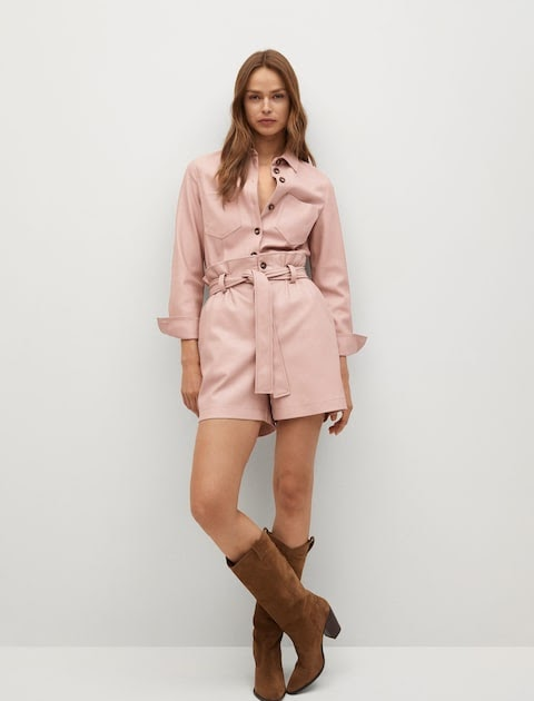 Mango Has All the Pink Pieces We Want for Spring 2021