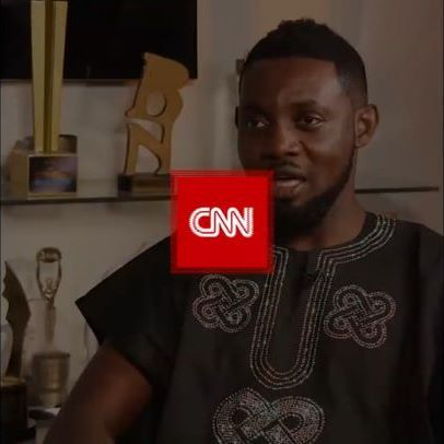 Comedian AY talks to CNN, Reveals how he Made it to Guinness Book of Record. Watch