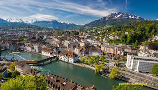 City of Lucerne or Luzern