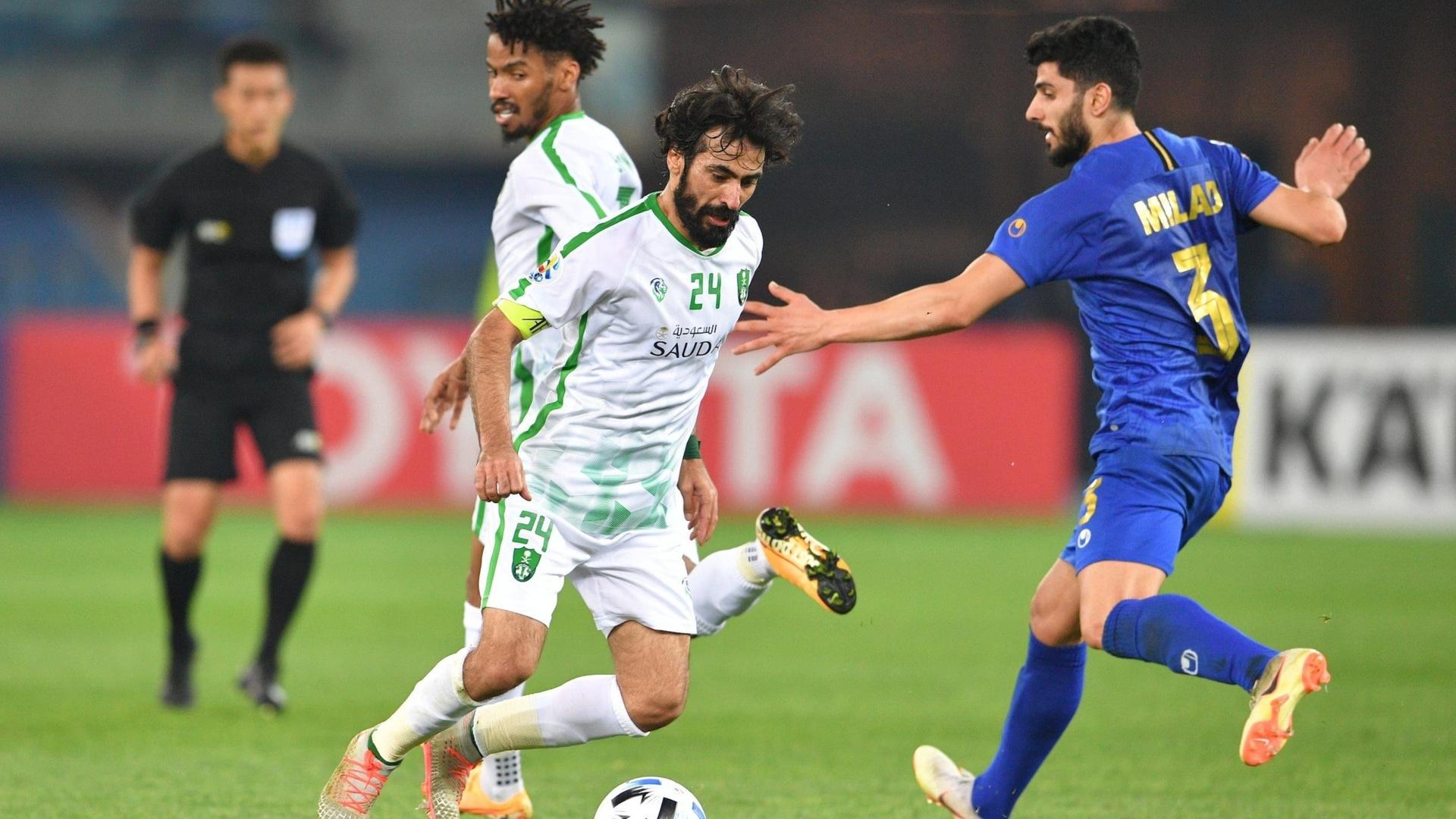 مشاهدة مباراة الاهلي واستقلال طهران
