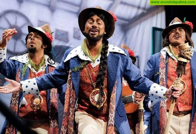 El Teatro Circo de Marte recibe a La Chirigota del Canijo, una de las agrupaciones más laureadas del Carnaval de Cádiz