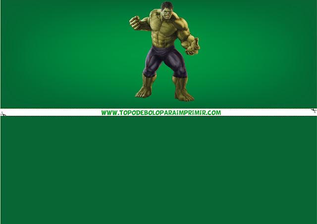 faixa lateral hulk