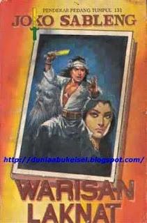 Cersil online serial Joko Sableng Pendekar Pedang Tumpul 131 episode warisan laknat