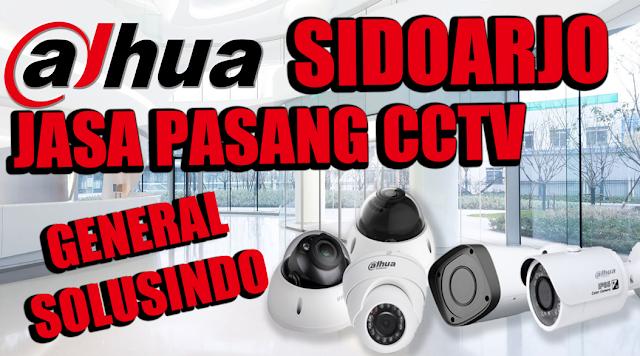 Jasa Pasang CCTV Sidoarjo