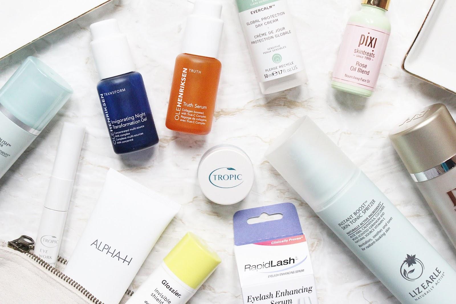 Spring/Summer Skincare 2019 Essentials