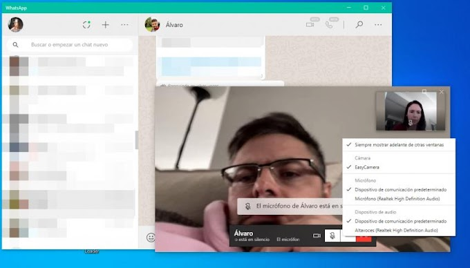 How to make WhatsApp calls and video calls on your computer