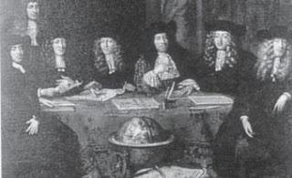 Anggota Dewan VOC, dikenal dengan sebutan Hereen Zeventien