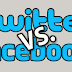 Facebook and Twitter Differences