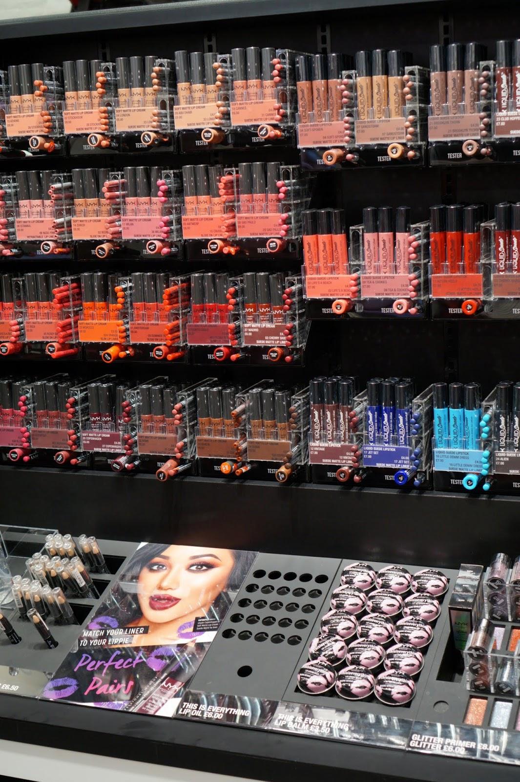 NYX_Liquid_Lipstick_Bar
