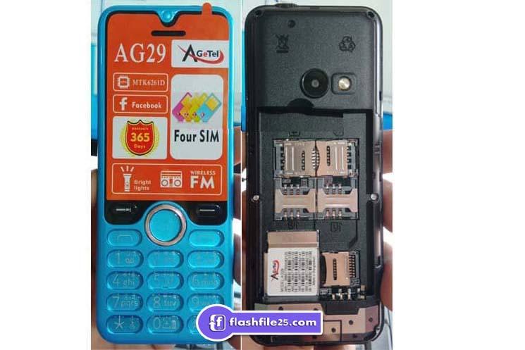 agetel ag29 firmware flash file