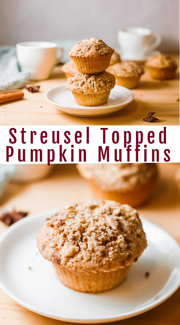 Start your day off with a taste of fall! These soft pumpkin muffins are like a warm hug for your taste buds. The streusel topping makes them feel extra special. They will be perfect enjoyed with your pumpkin spice latte or hot tea. They are quick and easy to bake up so they can become a staple of your kitchen all autumn long.