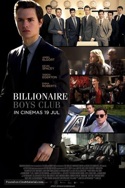 BILLIONAIRE BOYS CLUB (2018) ταινιες online seires oipeirates greek subs