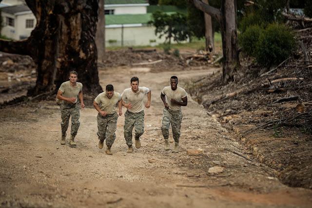 Taktikal Fitness LSD jogging running workout