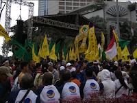 WALHI Kritik Pemprov DKI Jakarta,Car Free Day Jadi Panggung Politik