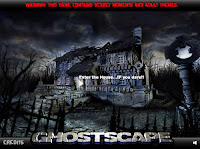 Check out Ghostscape from #PsionicGames! #HalloweenGames #ScaryGames #HorrorGames