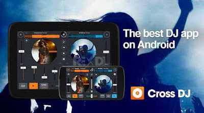 Cross DJ Pro 3.5.3 Download APK for Android