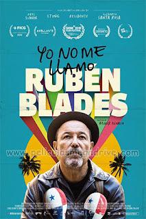 Yo no me llamo Rubén Blades (2018) [Latino] [1080P] [Hazroah]