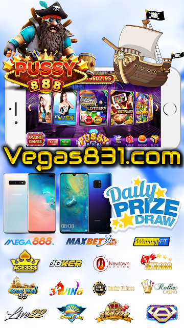 Pussy888 slot game Vegas831
