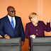 Félix Tshisekedi invité à Berlin par la chancelière Angela Merkel