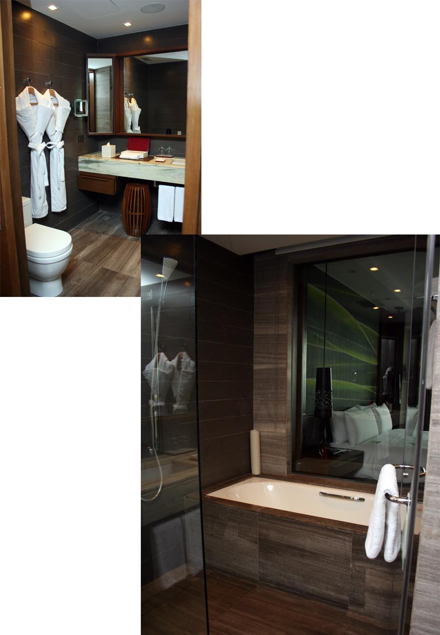 Marco Polo Ortigas Manila Bathroom