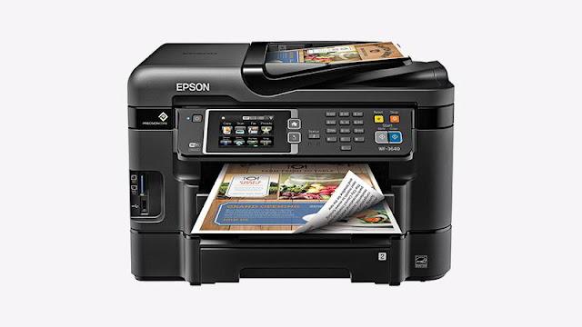 epson workforce wf-2650 driver