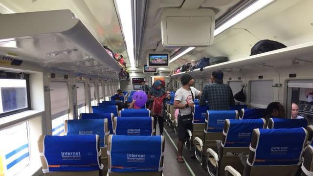 Tiket Kereta Jakarta Surabaya