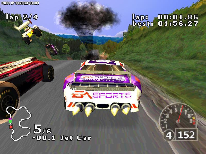 Jogos, Software: Nascar Rumble PS1