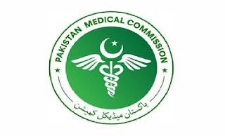 Latest Pakistan Medical Commission PMC Management Posts Islamabad 2021