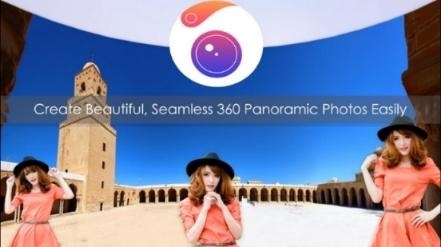 كيفية إنشاء صور بانوراما بزاوية 360