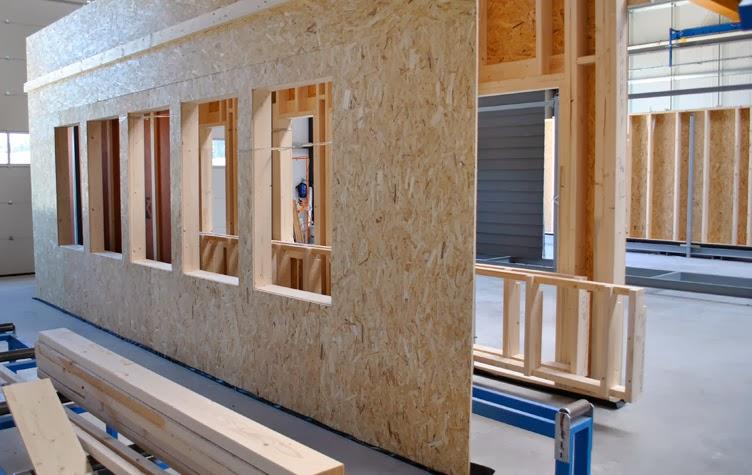 prefabricacion de casas