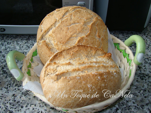 Pan Con Centeno Y Avena