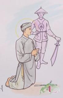 VHTK Thánh Vincentê Tương, Giáo dân, ngày 16.6