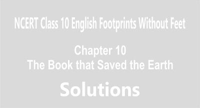 Chapter 10 The Book that Saved the Earth