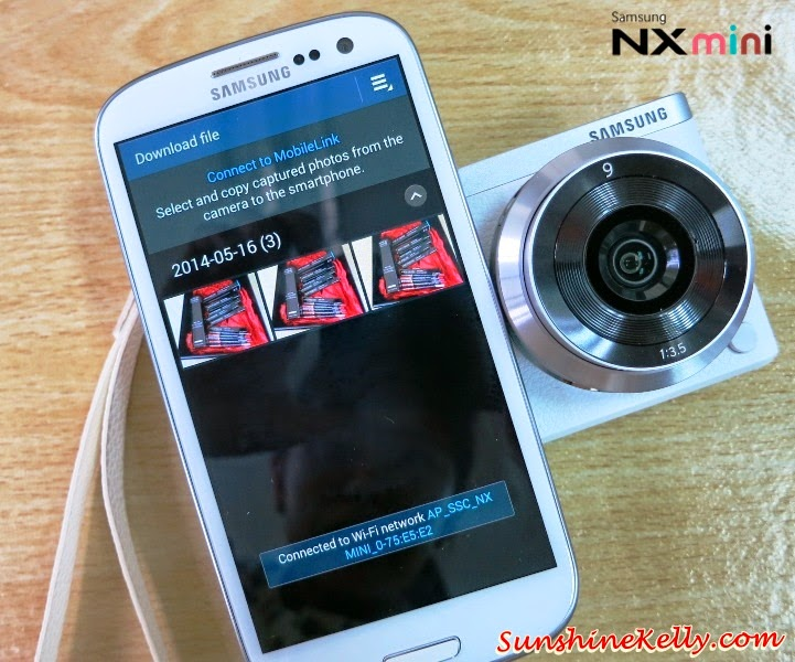 Review Samsung NX Mini NFC, No Internet, No Problem, Samsung NX Mini Camera, NFC, NFC feature, smart camera, camera review, gadget, photo beam, auto share, mobile link, direct link, photo transfer